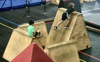 Kids naturally take a fall… and they can do it without injury